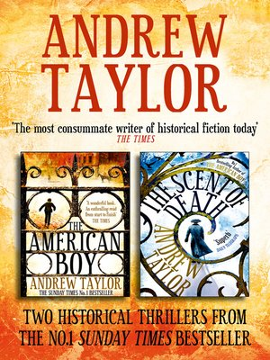 cover image of Andrew Taylor 2-Book Collection