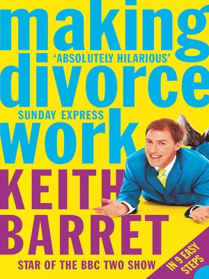 cover image of Making Divorce Work