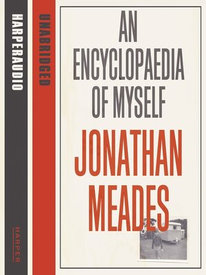 cover image of An Encyclopaedia of Myself