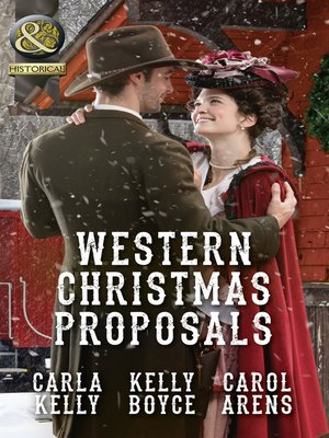 Western christmas proposals by carla kelly overdrive rakuten western christmas proposals fandeluxe Image collections
