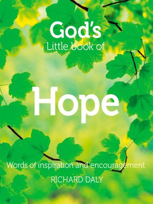 cover image of God's Little Book of Hope