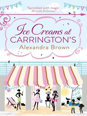 cover image of Ice Creams at Carrington's