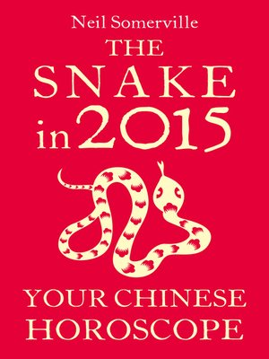 cover image of The Snake in 2015