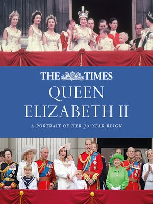 cover image of The Times Queen Elizabeth II