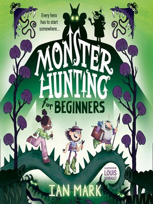 cover image of Monster Hunting For Beginners