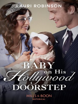 cover image of Baby On His Hollywood Doorstep