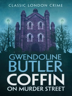 cover image of Coffin on Murder Street