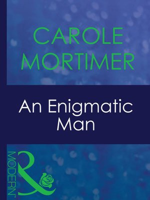 cover image of An Enigmatic Man