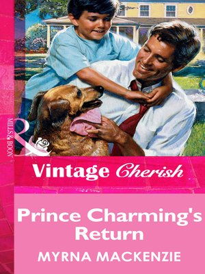 cover image of Prince Charming's Return