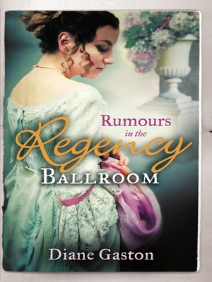 cover image of Rumours in the Regency Ballroom