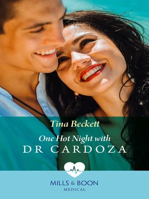 cover image of One Hot Night With Dr Cardoza