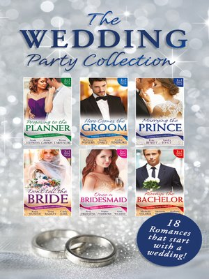 cover image of The Wedding Party Collection