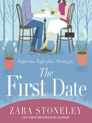 cover image of The First Date