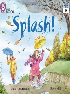 cover image of Collins Big Cat – Splash