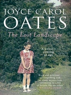 cover image of The Lost Landscape