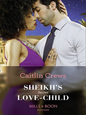 cover image of Sheikh's Secret Love-Child