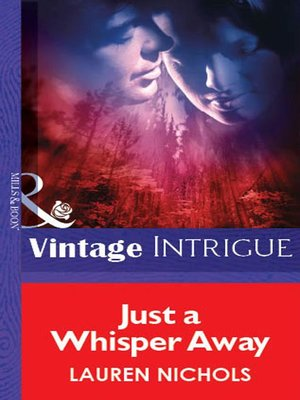 cover image of Just a Whisper Away