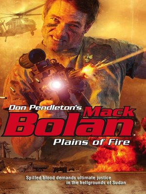cover image of Plains of Fire