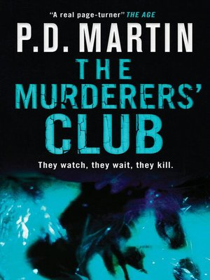 cover image of The Murderers' Club