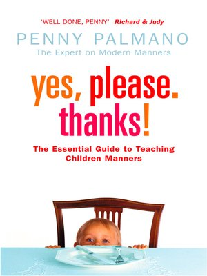 cover image of Yes, Please. Thanks!