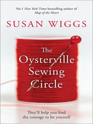 cover image of The Oysterville Sewing Circle