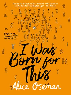 cover image of I Was Born for This