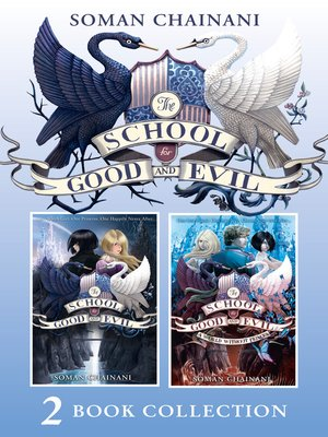 cover image of The School for Good and Evil - 2 Book Set