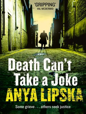 cover image of Death Can't Take a Joke