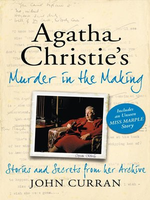 cover image of Agatha Christie's Murder in the Making