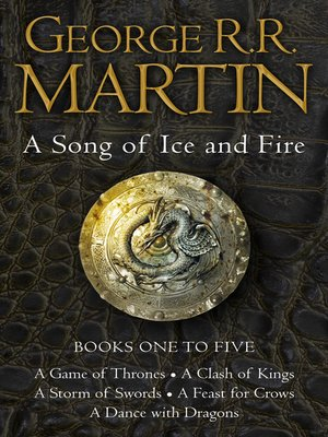 cover image of A Game of Thrones