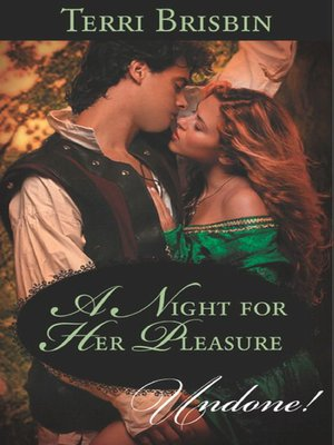 cover image of A Night for Her Pleasure