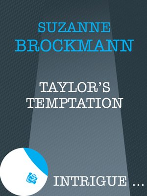 cover image of Taylor's Temptation
