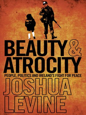 cover image of Beauty and Atrocity