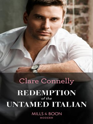 cover image of Redemption of the Untamed Italian