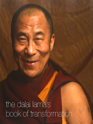 cover image of The Dalai Lama's Book of Transformation