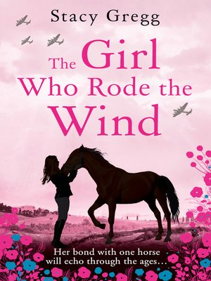 cover image of The Girl Who Rode the Wind
