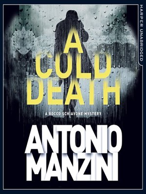 cover image of A Cold Death