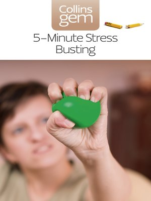 cover image of 5-Minute Stress-Busting