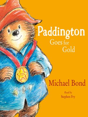cover image of Paddington Goes for Gold