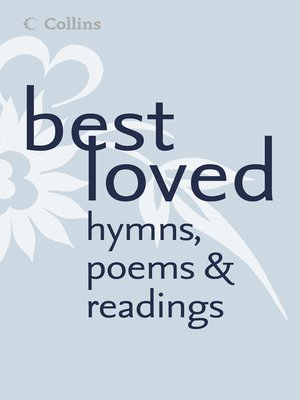 cover image of Best Loved Hymns and Readings