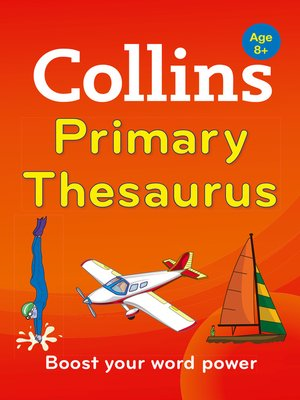 cover image of Collins Primary Thesaurus