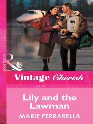 cover image of Lily and the Lawman