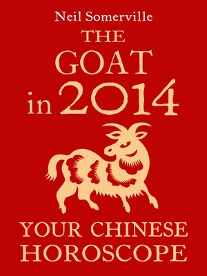 cover image of The Goat in 2014