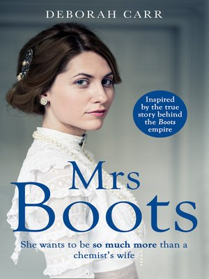 cover image of Mrs Boots
