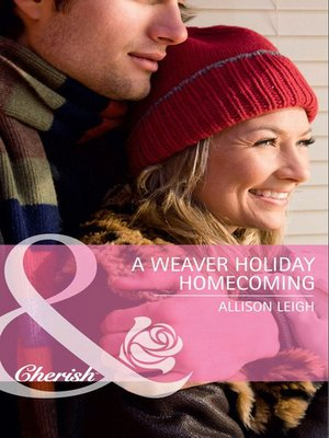 cover image of A Weaver Holiday Homecoming