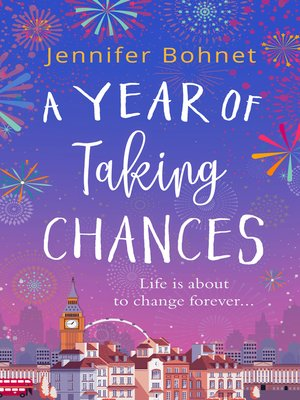 cover image of A Year of Taking Chances