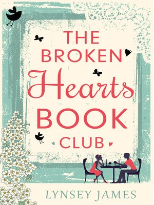 cover image of The Broken Hearts Book Club