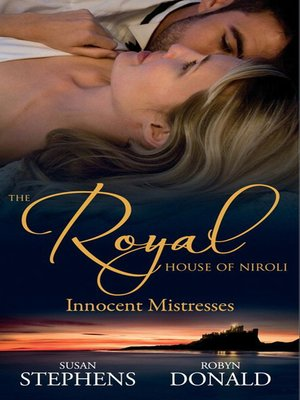 cover image of The Royal House of Niroli: Innocent Mistresses