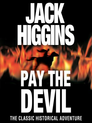 cover image of Pay the Devil