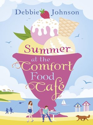 cover image of Summer at the Comfort Food Cafe